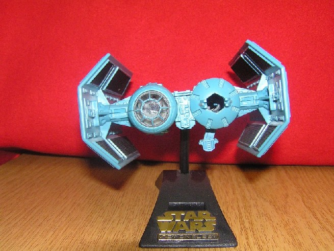 action fleet tie bomber