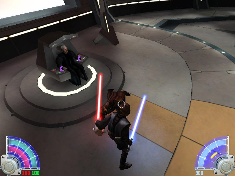 ep3_invisible hand dooku_vs_anakin