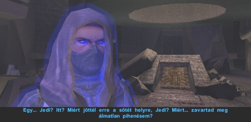 ajunta_pall was a dark jedi